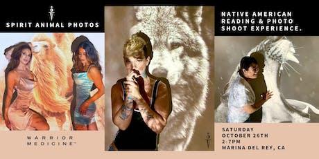 Spirit Animal Photo Experience tickets