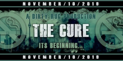 Dirty Rug Productions presents The Cure