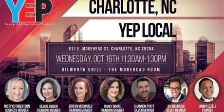 Charlotte Young Entrepreneur Project (YEP) Local tickets