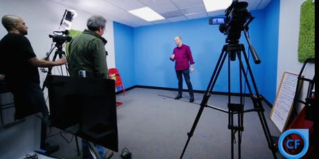 """""""Bring It, On Camera!"""" WEDNESDAY Night #OnCamera #Audition/#Acting Class tickets"""