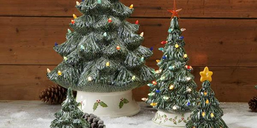 The Christmas Tree.Paint Your Own Christmas Tree Tickets Multiple Dates