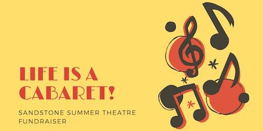 Sandstone Summer Theatre Cabaret Fundraiser