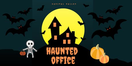 KW Capital Valley Haunted Office tickets