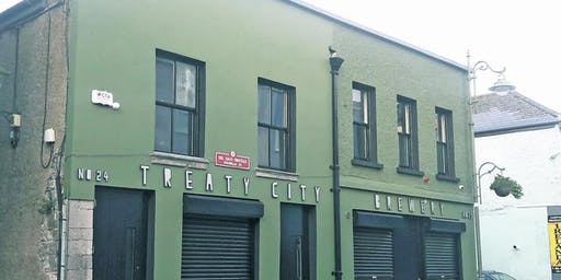 Treaty City Brewery: 4 pm
