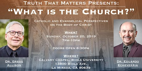 Truth That Matters: What is the Church? tickets