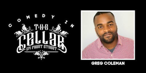 Comedy in The Cellar - Greg Coleman