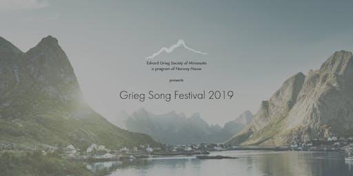 Grieg Song Festival