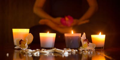Gratitude Themed Soundbath with Restorative Yoga