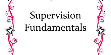 Supervision Fundamentals tickets
