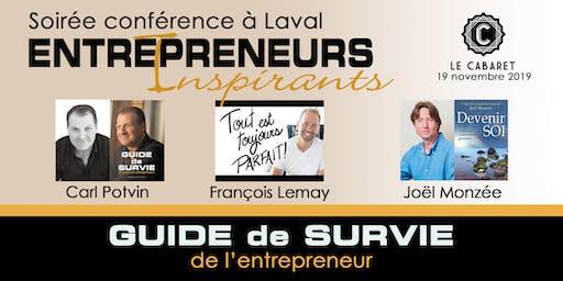 Entrepreneurs Inspirants Laval
