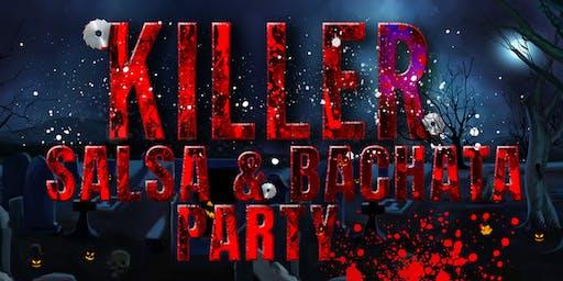 Boochata & Salsa Social Party!