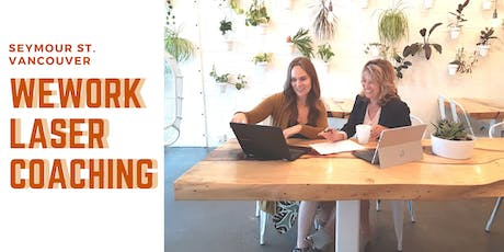 WeWork  x  Laser Coaching for Entrepreneurs (Seymour) tickets