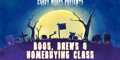 Boo's, Brews, & Home Buying Class