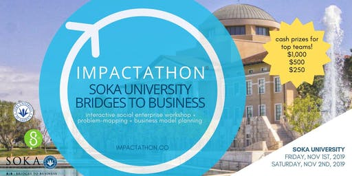 Impactathon®  Soka University Bridges to Business