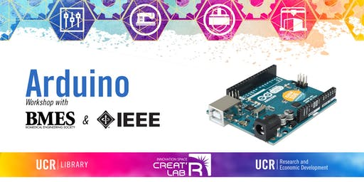 Arduino Workshop with BMES & IEEE