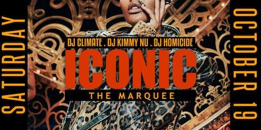 ICONIC 4. Produced by DJ KIMMY NU,  DJ HOMICIDE, & DJ CLIMATE 10.19.19
