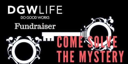 A Night of Mystery Fundraiser