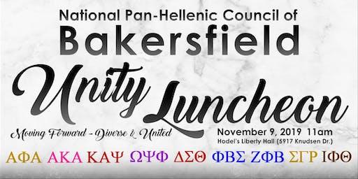 NPHC Bakersfield Unity Luncheon