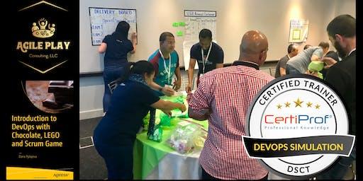 DevOps Culture Simulation + Certified DevOps Simulation Trainer workshop