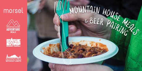 Mountain House Meals & Beer Pairing tickets