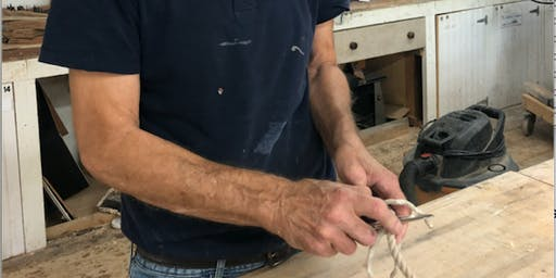 Bruce Colvin (our Boat Wright!) on Splicing