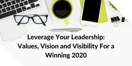 Leverage Your Leadership For Success in 2020