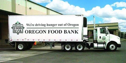 December Volunteer Opportunity with #IMAPDX @ Oregon Food Bank