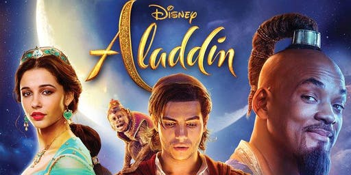 Kids Night Out - October 2019 - Aladdin