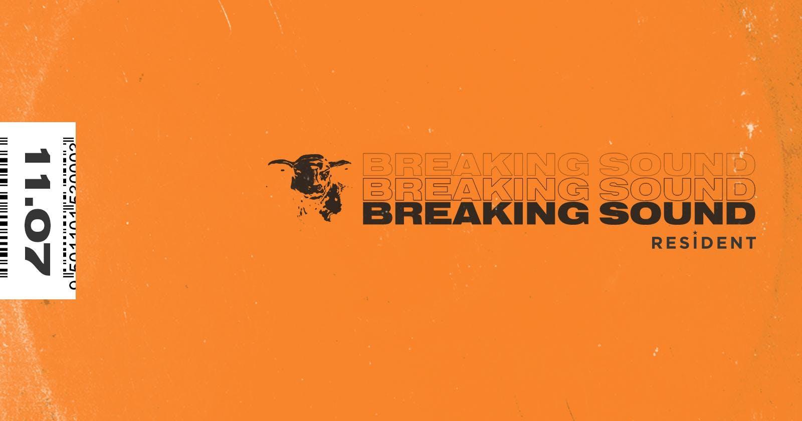 Breaking Sound presents NYIKO, Anna Dellaria
