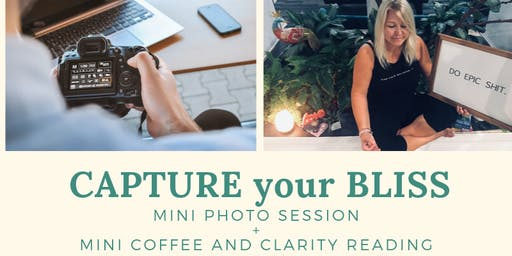 Mini Photography + Coffee Clarity Session