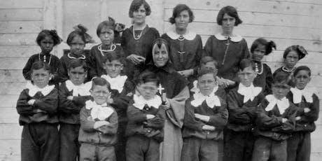 L'histoire des pensionnats indiens catholiques au Québec (G-426) billets