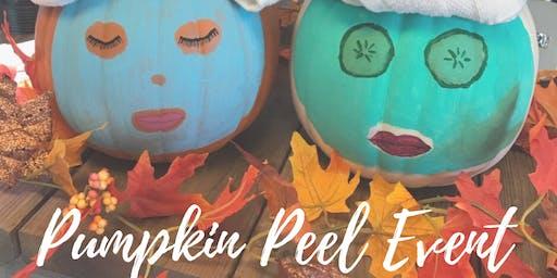 Pumpkin Peel Event