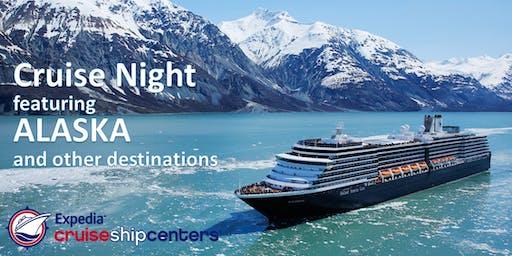 Cruise Night featuring Alaska