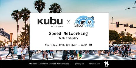 Speed Networking - KUBU by 11th Space tickets