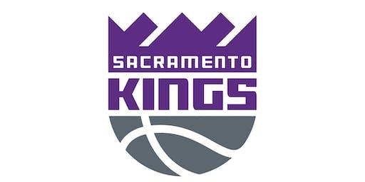 Sacramento Kings game with Xoso - 11/19/19