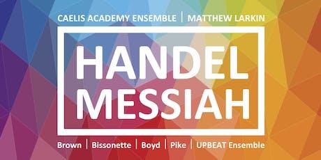 Le Messie de Handel / Handel's Messiah billets