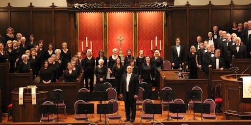 Santa Barbara Master Chorale sings Brahms' Ein deutsches Requiem