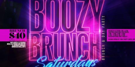 Havana Cafe Boozy Brunch Saturdays Brunch tickets
