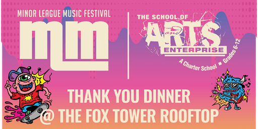 The SAE Intern Thank You Dinner at the Fox Rooftop