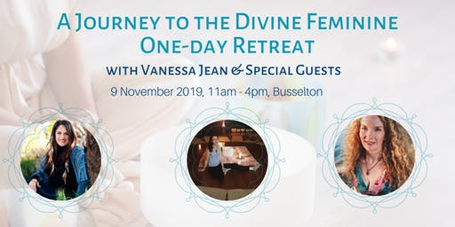 A Journey to the Divine Feminine Retreat 9/11/19