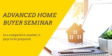 Advanced Home Buyer Seminar tickets