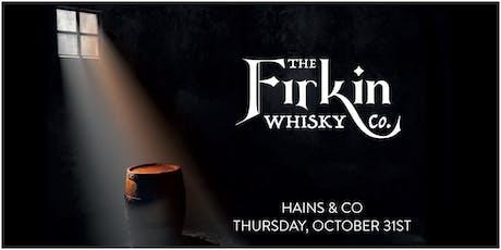 Firkin Whisky Masterclass tickets