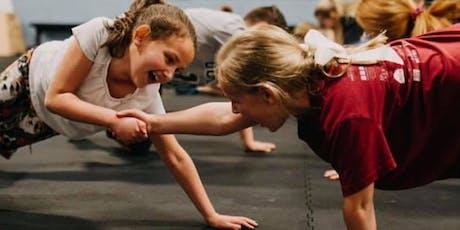 Kids & Teens November Fitness Program tickets