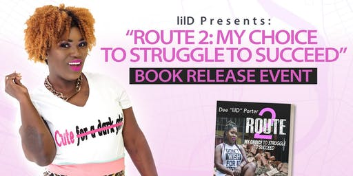 """""""Route 2"""" Book Release & Book Signing - Columbus"""