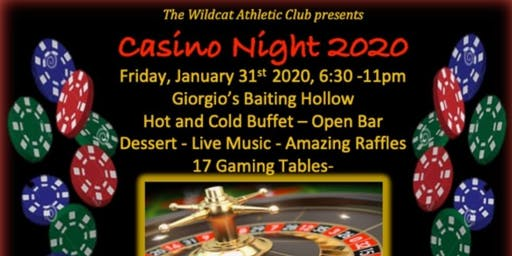 2020 Wildcat Casino Night | January 31, 2020