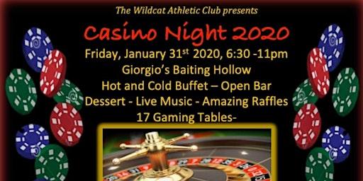 2020 Wildcat Casino Night | January 31, 2020