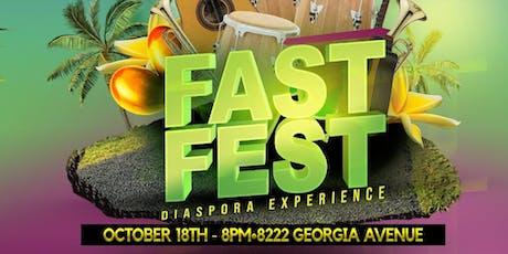 FASTFEST2019 - Diaspora Experience tickets