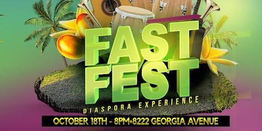 FASTFEST2019 - Diaspora Experience