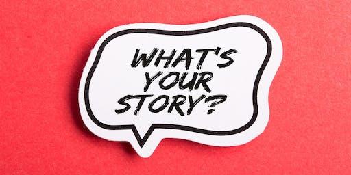 Storytelling for Business Professionals Workshop.