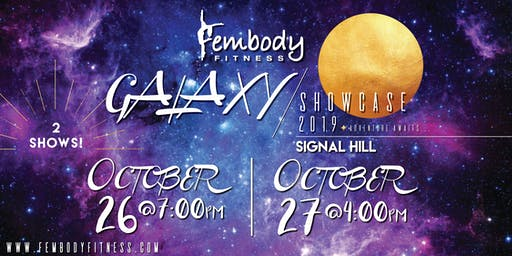 Fembody Fitness Presents our 2019 Galaxy Showcase!